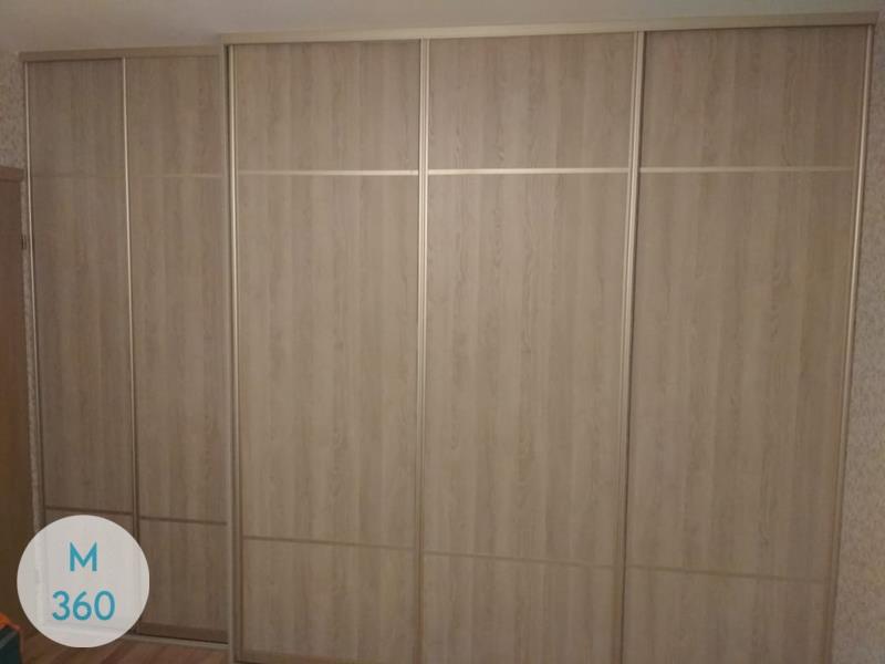 Дверь купе для встроенного шкафа Торранс Арт 000242908