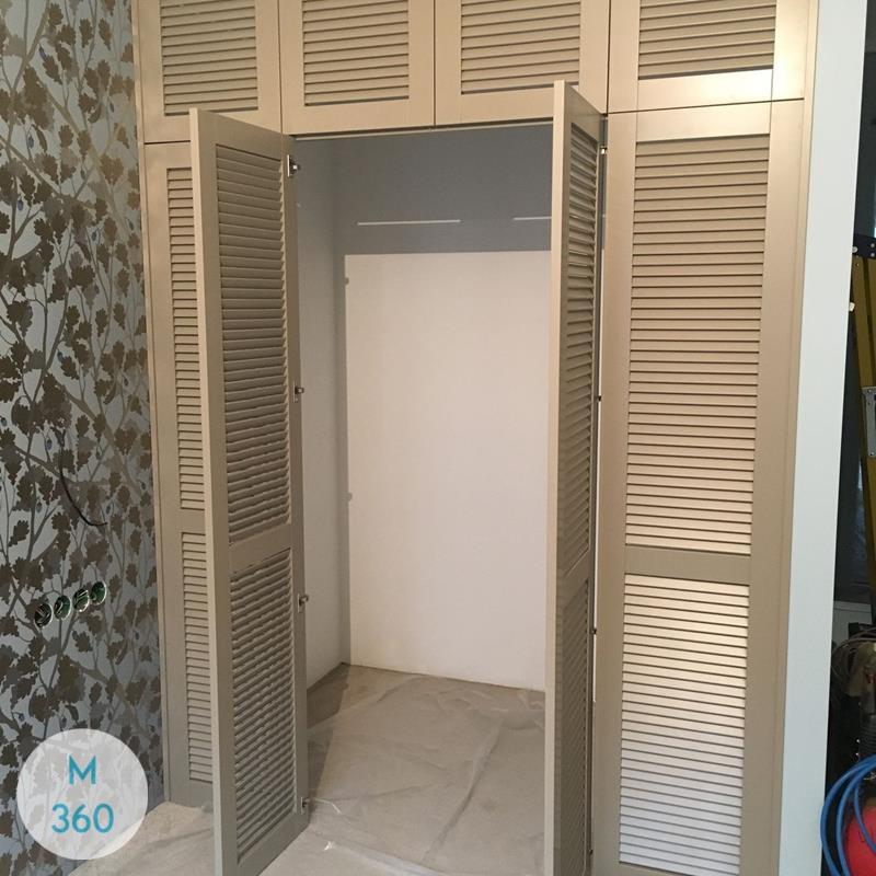 Шкаф с жалюзийными дверцами Прованс Арт 000429201