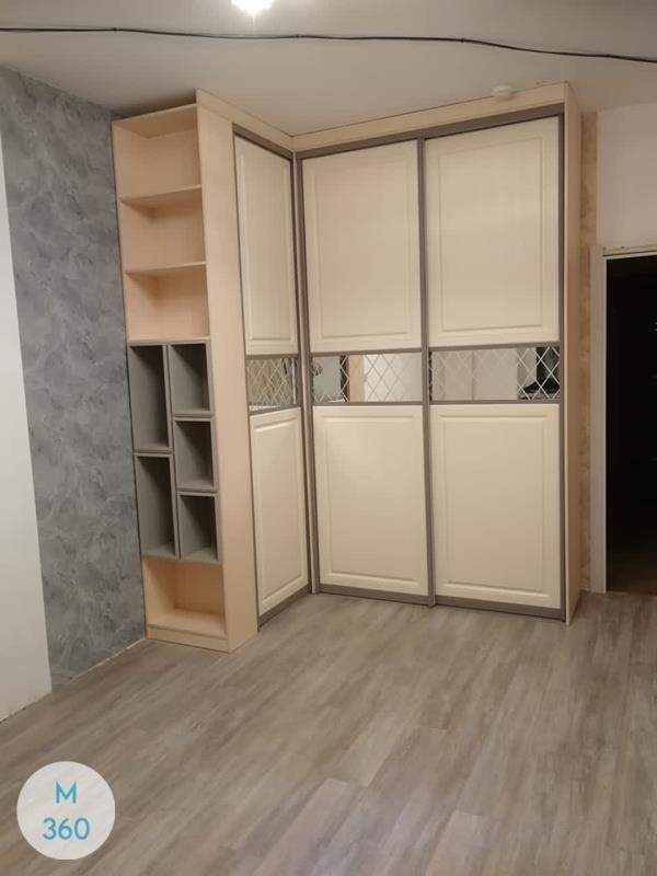 Шкаф купе в спальню Нармада Арт 000586077