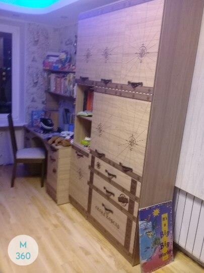 Детский книжный шкаф Фараон Арт 000691418