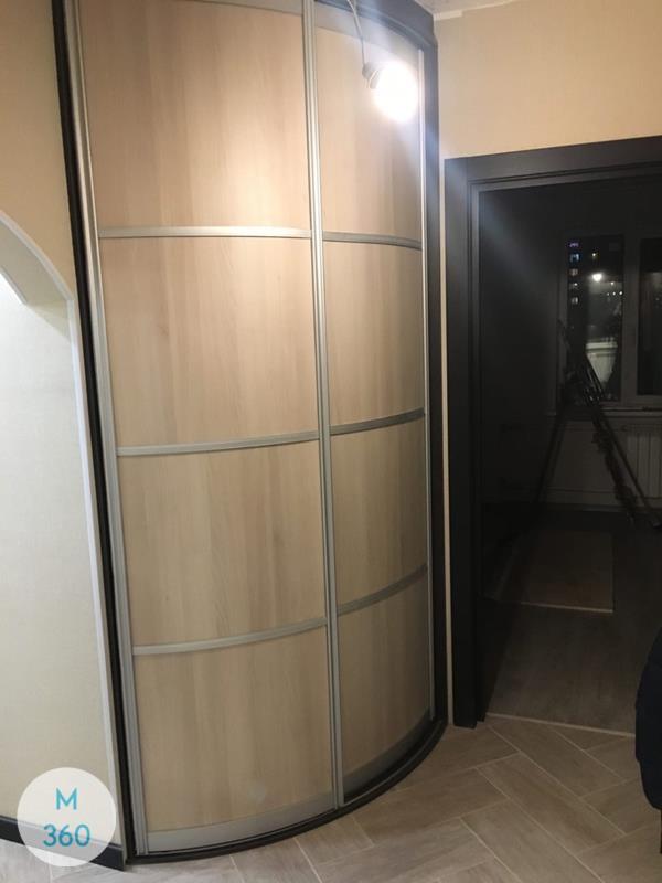Радиусный шкаф Лусака Арт 001565521