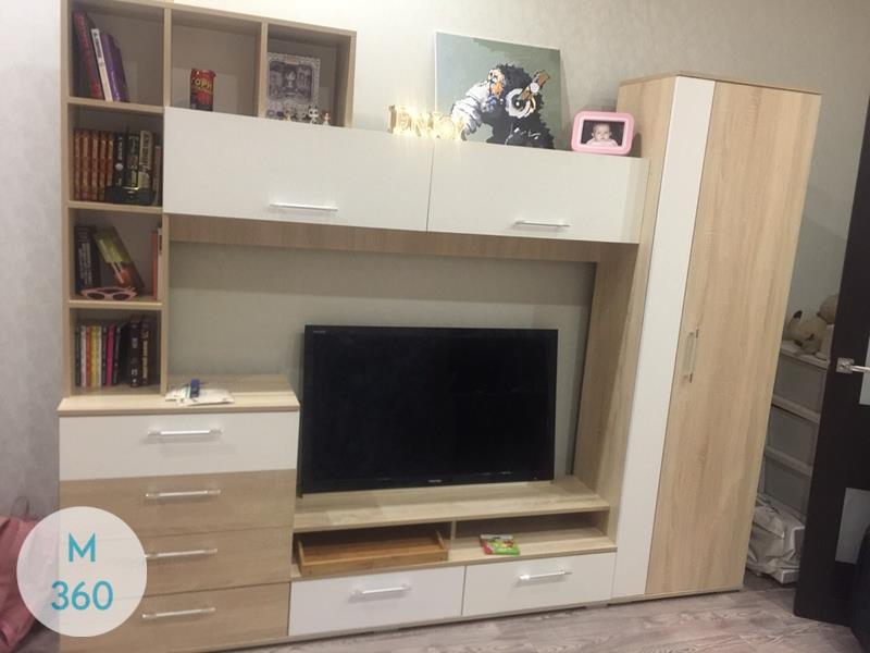 Шкаф для девочки Йонкерс Арт 001978630