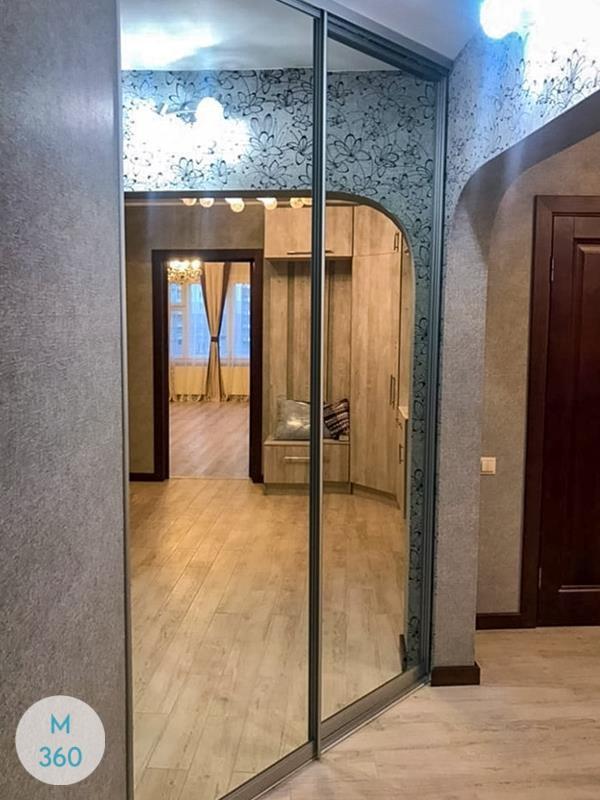 Зеркальная перегородка Науру Арт 002049763