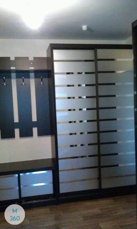 Шкаф купы с пескоструйным рисунком Рошельда Арт 002308549