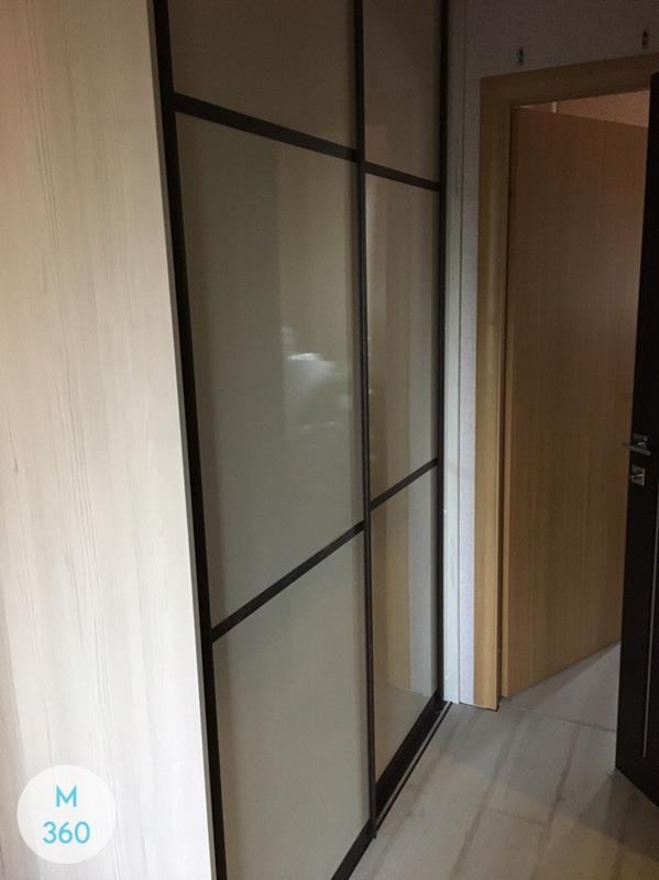 Шкаф-купе стеклянные двери Чичестер Арт 002336386
