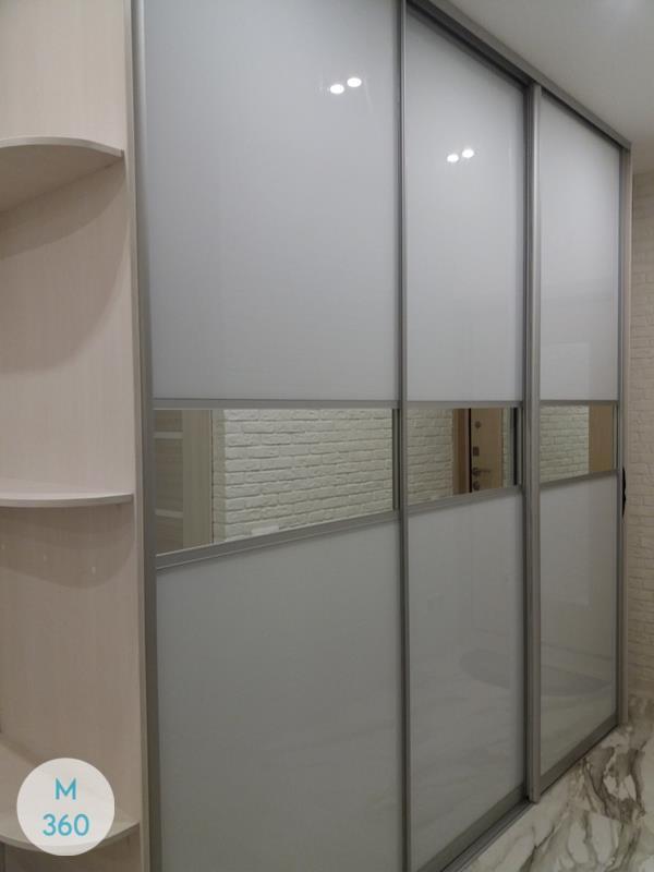 Шкаф-купе стеклянные двери Вюрцбург Арт 002436747