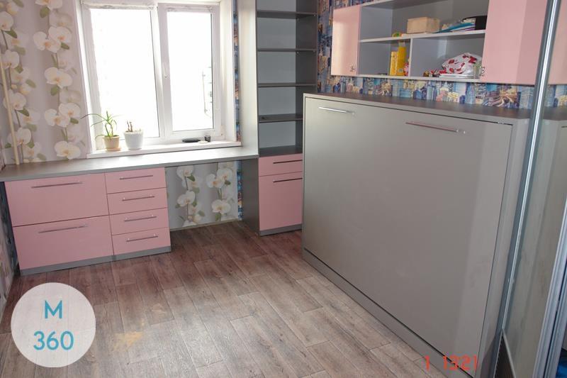 Шкаф кровать Пемброк-Пайнс Арт 003149294