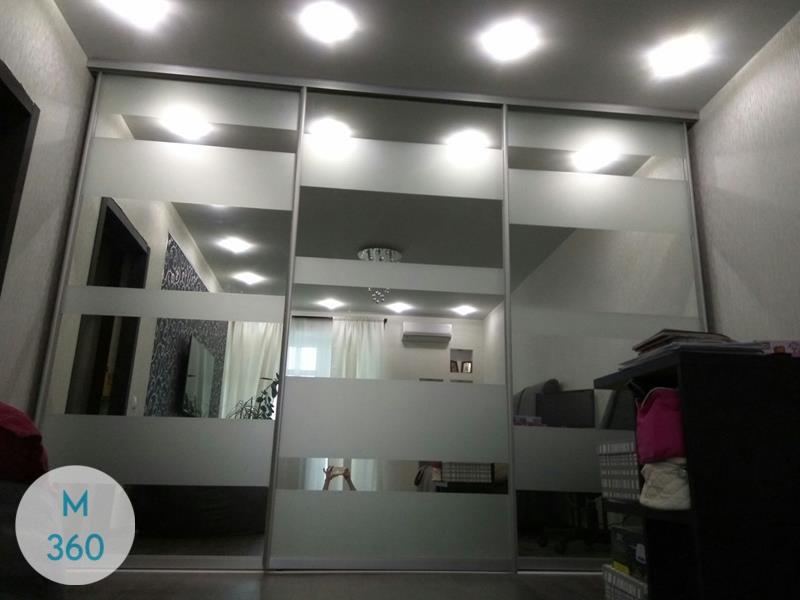 Зеркальные двери для гардеробной Пристли Арт 003810511
