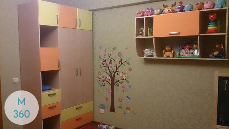 Детский книжный шкаф Выкса Арт 004160120