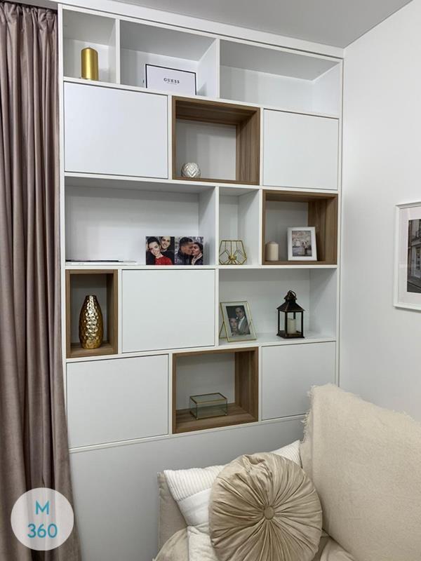 Книжный шкаф Омаха Арт 004513143