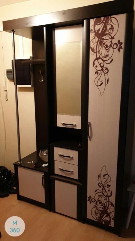 Шкаф для посуды Амга Арт 004679271