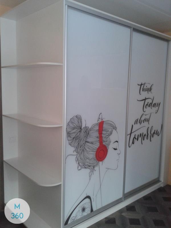 Шкаф для девочки Анфиса Арт 004893989