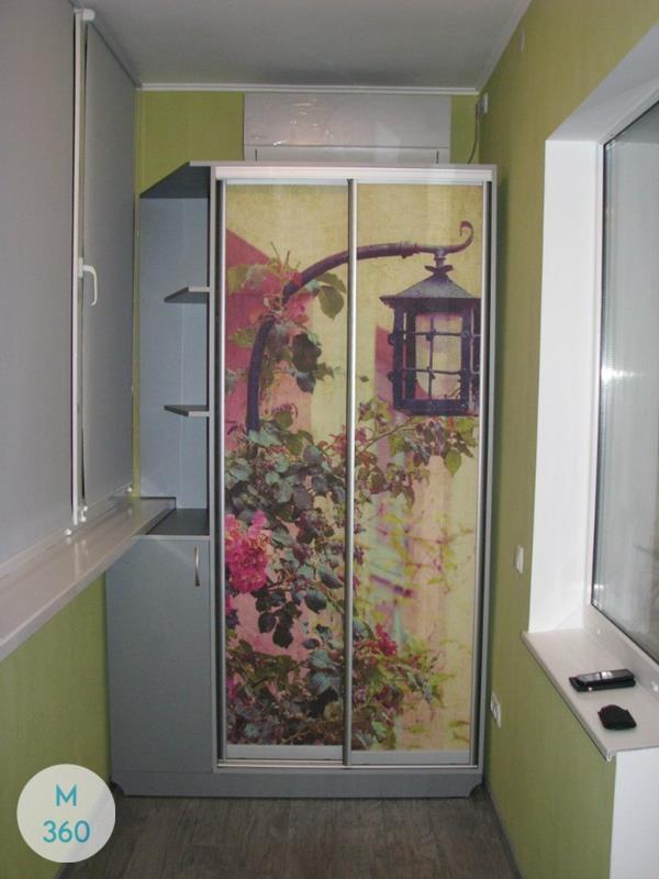 Шкаф с фотопечатью Нантер Арт 005028634
