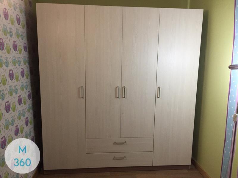 Шкаф в спальню Толидо Арт 005045933