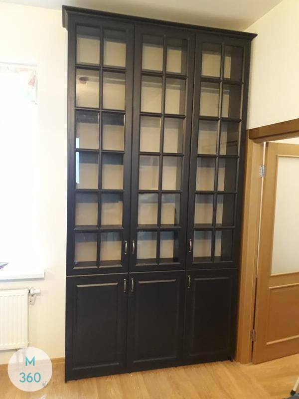 Книжный шкаф из массива Гамбия Арт 005610273