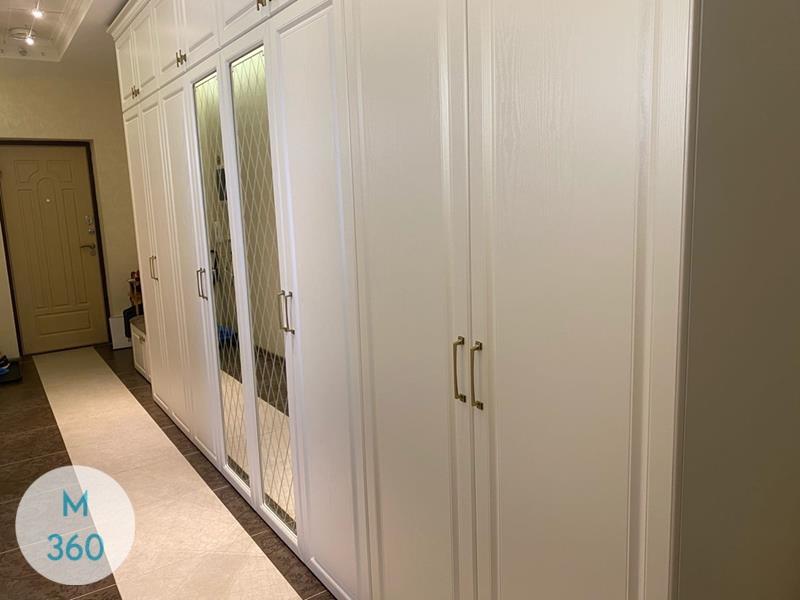Распашной шкаф с зеркалом Киров Арт 006147549