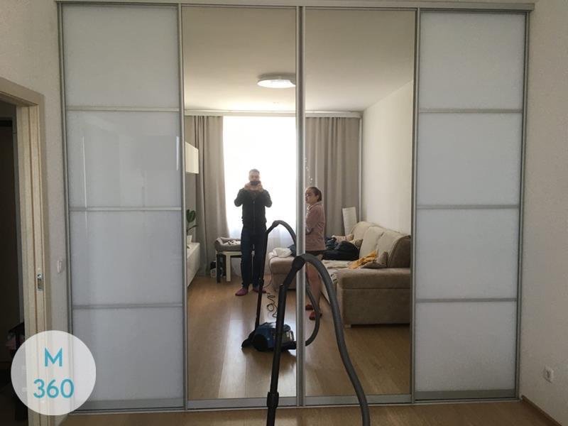 Шкаф-купе стеклянные двери Темпе Арт 006206197