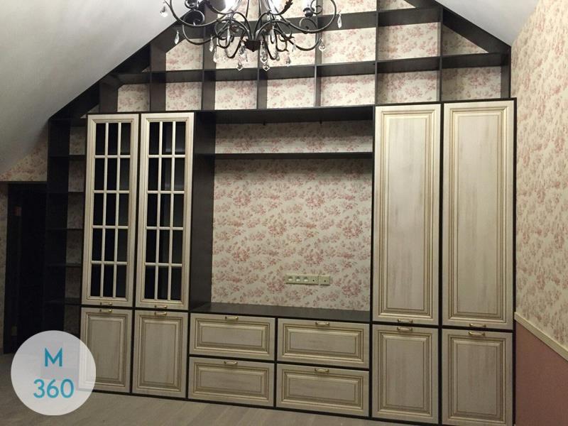 Книжный шкаф Асбест Арт 006298437