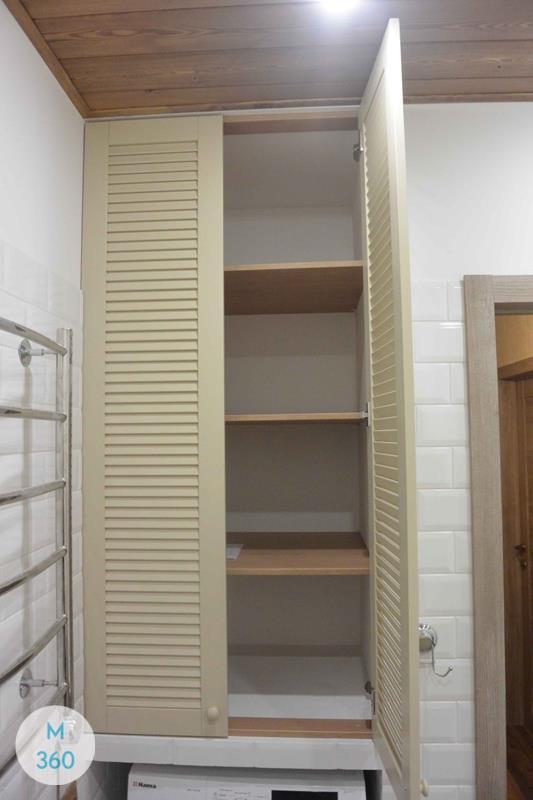 Шкаф с жалюзийными дверцами Теофила Арт 006565382