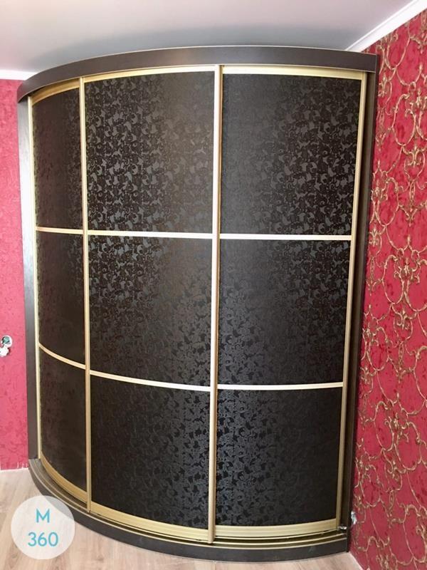 Радиусный шкаф Акрон Арт 006863244
