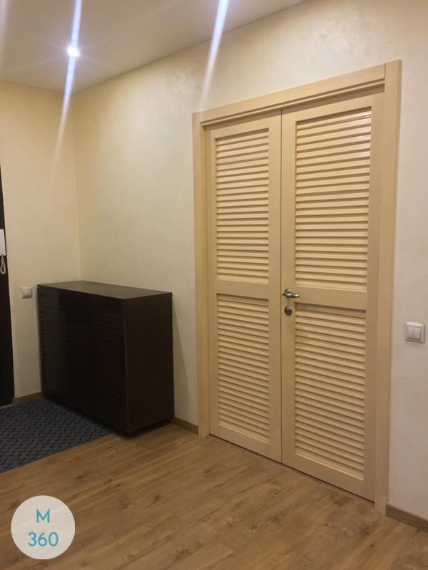 Шкаф с жалюзийными дверцами Дубна Арт 007016878