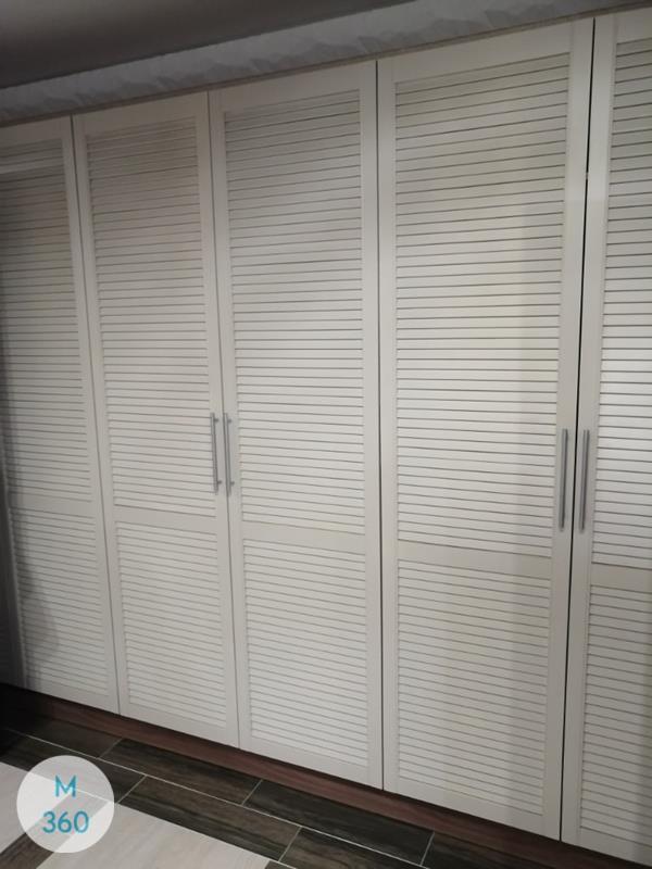 Шкаф с жалюзийными дверцами Эсслинген Арт 007474007