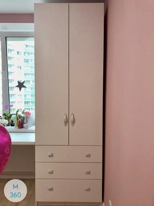 Распашной шкаф Фея Арт 008350665