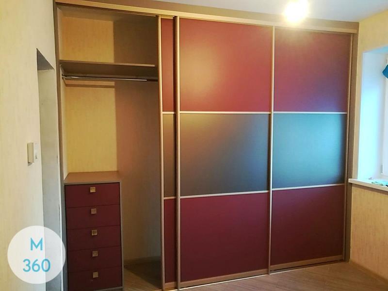 Встроенный шкаф купе Риминни Арт 009059161