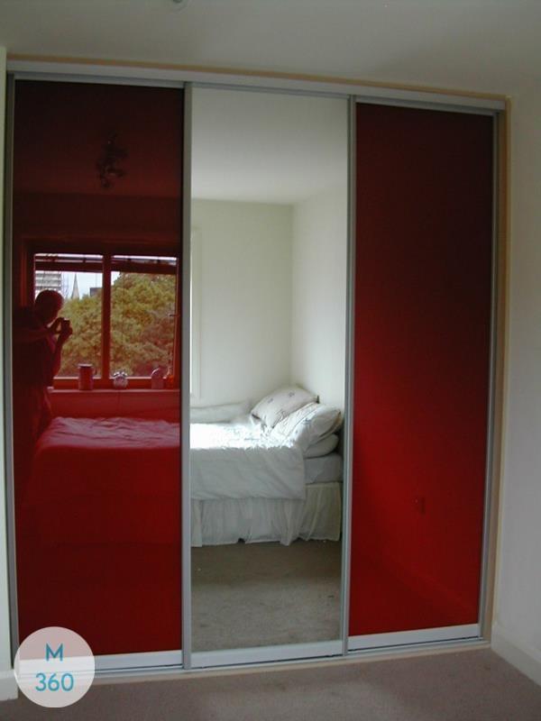 Шкаф-купе стеклянные двери Уитби Арт 009253001