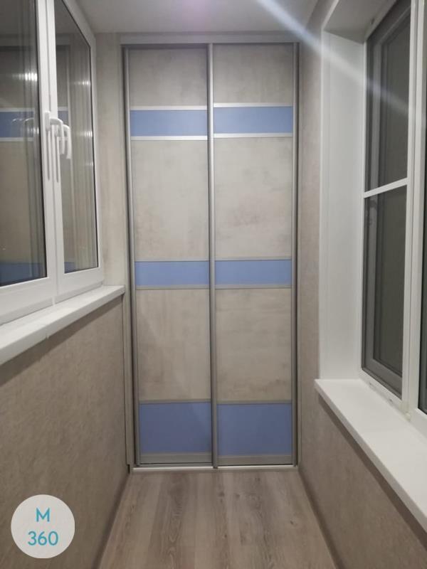 Балконный шкаф Лонг-Бич Арт 009648010