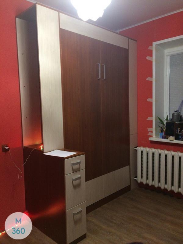Шкаф-кровать Сантьяго Арт 009744500