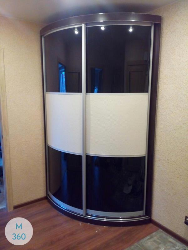 Радиусный шкаф Глориоза Арт 009836880